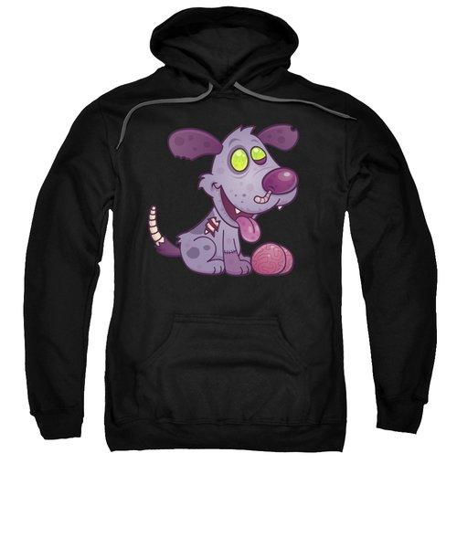Zombie Puppy Sweatshirt