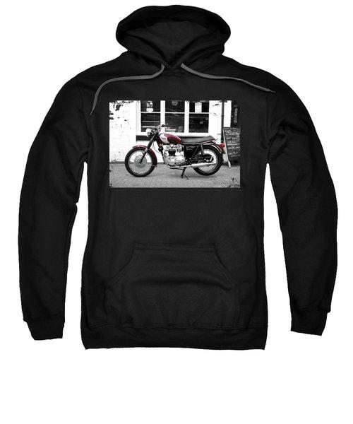 The 1970 Bonneville T120rt Sweatshirt