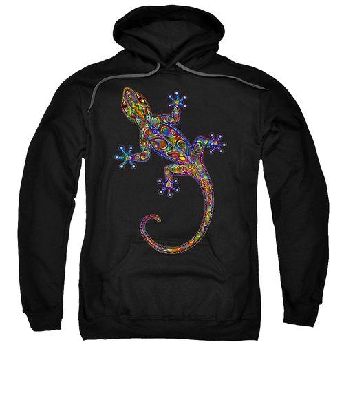 Electric Gecko Sweatshirt