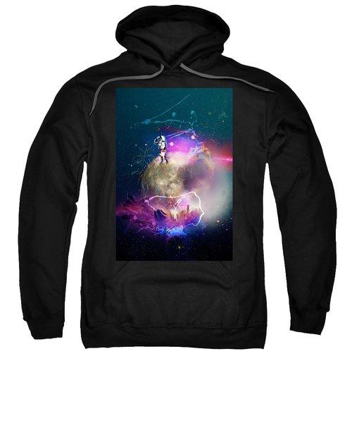 Astronaut Fantasy Sweatshirt