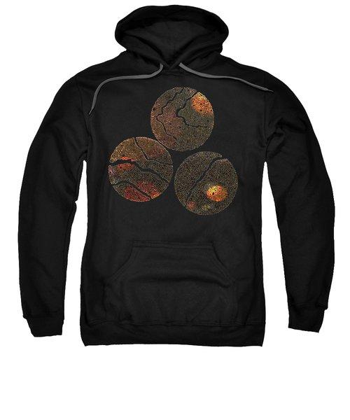 Atoms Ink Artwork Sweatshirt