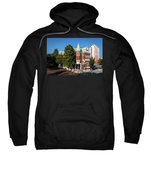Augusta Cotton Exchange - Augusta Ga Sweatshirt