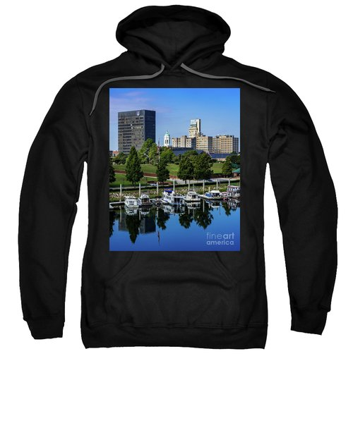 Augusta Ga Savannah River 3 Sweatshirt