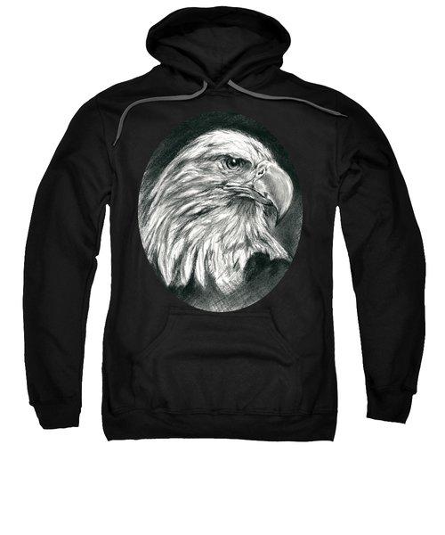 Bald Eagle Intensity Sweatshirt