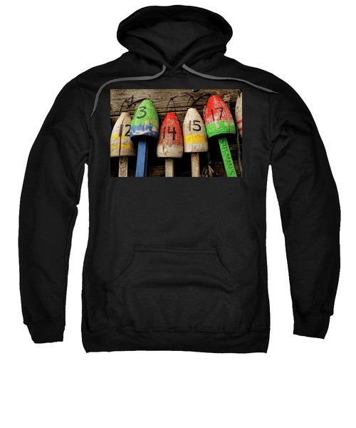 Bar Harbor Bouys Sweatshirt
