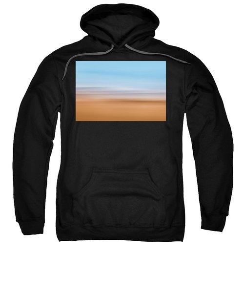 Beach Abstract Sweatshirt