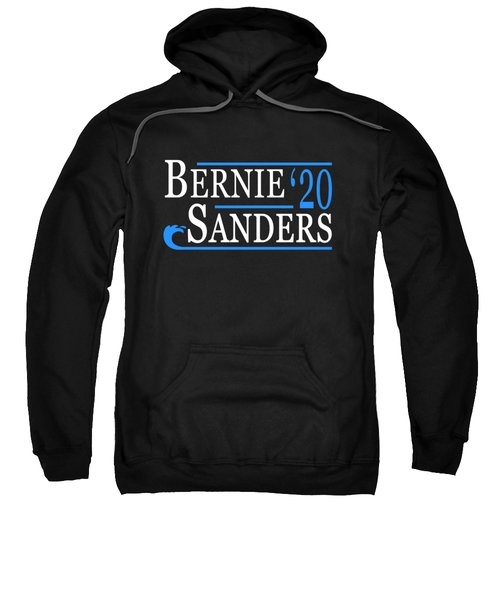 Bernie Sanders Blue Wave 2020 Sweatshirt