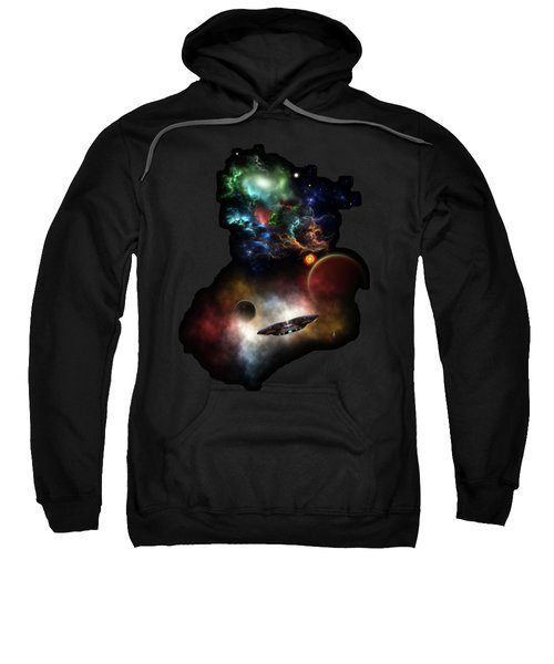 Beyond Space And Time Sweatshirt