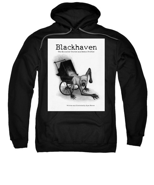Blackhaven The Encounter Stories And Demon Profiles Bookcover, Shirts, And Other Products Sweatshirt