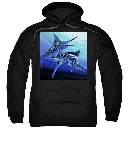 Blue Marlins Sweatshirt