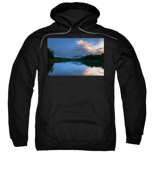 Blue Ridge Parkway - Price Lake - North Carolina Sweatshirt