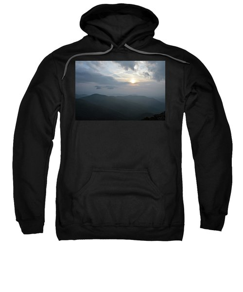 Blue Ridge Parkway Sunset Sweatshirt