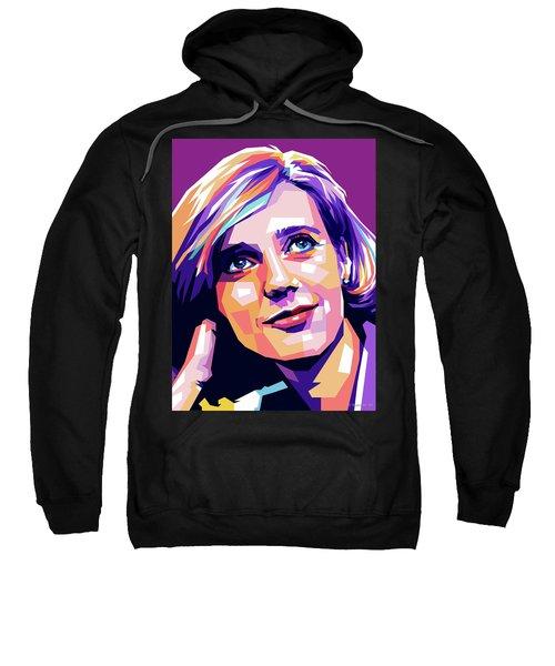 Blythe Danner Pop Art Sweatshirt