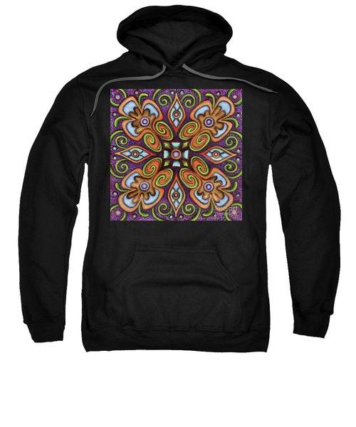 Botanical Mandala 11 Sweatshirt
