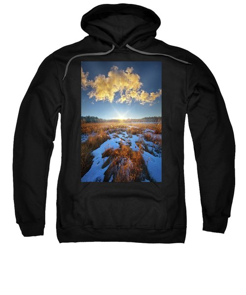 Bound Within The Silence Sweatshirt