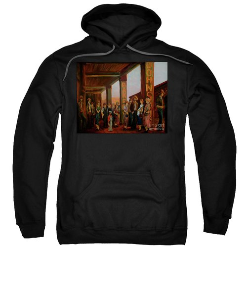 Bread Line Sweatshirt