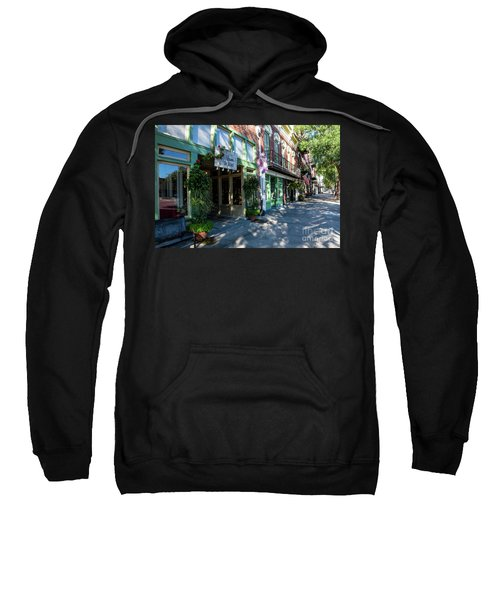 Broad Street Downtown Augusta Ga Sweatshirt