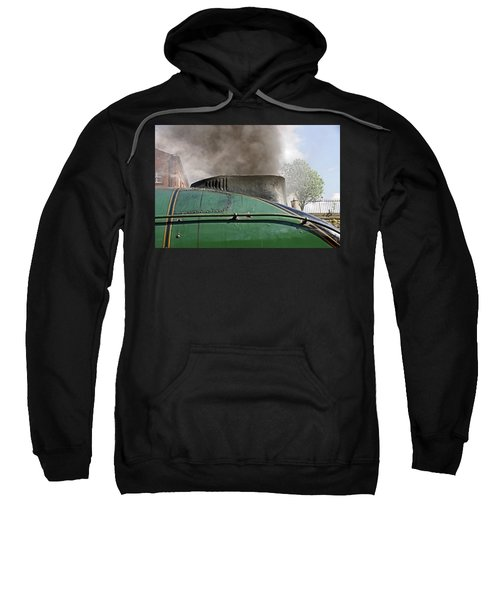 Bury. East Lancashire Railway. 60009 Union Of South Af Sweatshirt