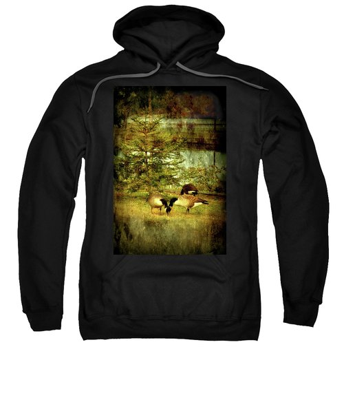 By The Little Tree - Lake Carasaljo Sweatshirt