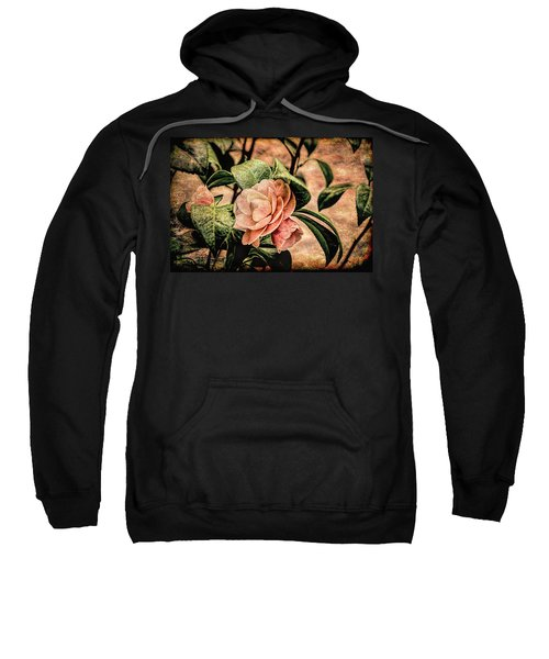 Camellia Grunge Sweatshirt