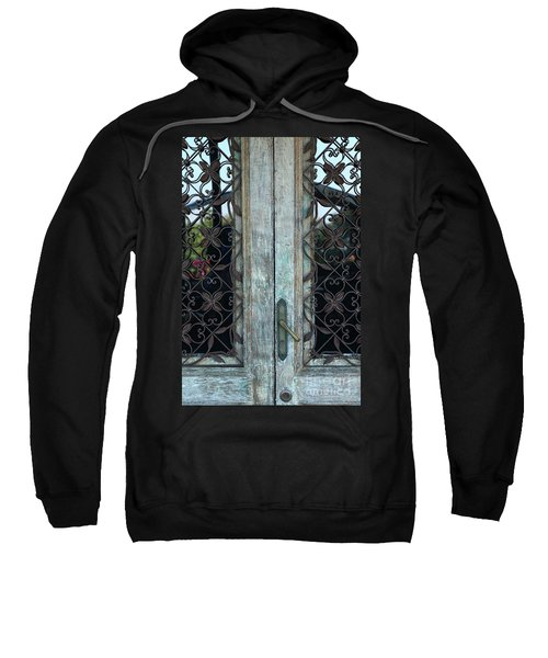 Capri Door Sweatshirt