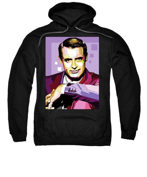 Cary Grant Pop Art Sweatshirt
