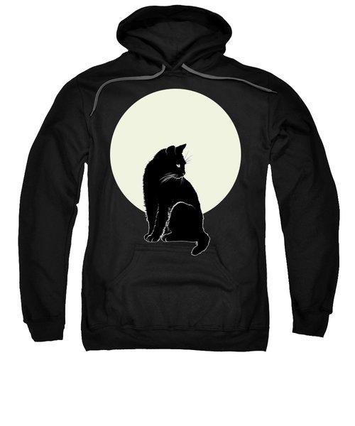 Cat Moon Sweatshirt