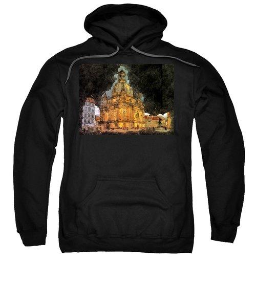 Cathedral, Dresden Sweatshirt