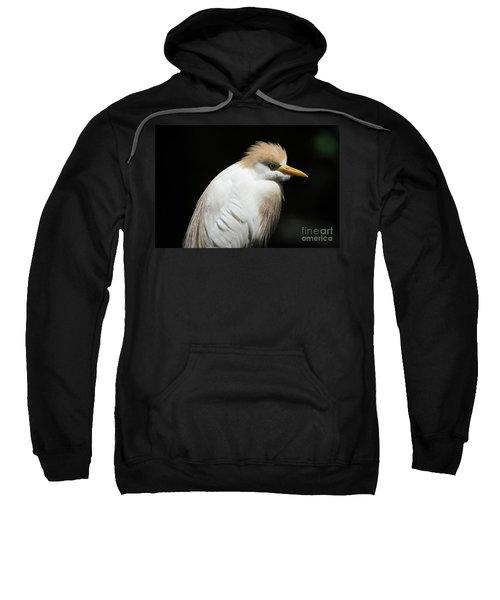 Cattle Egret Sweatshirt