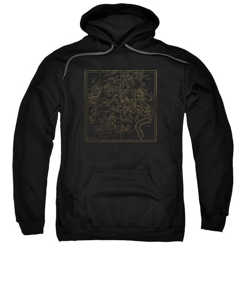 Celestial Luxury - Map No.1 Sweatshirt