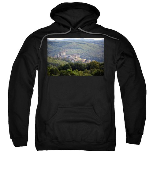 Chateau Beynac, France Sweatshirt