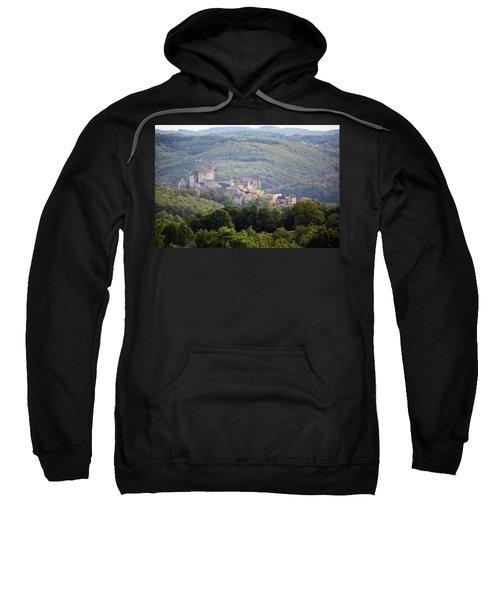 Chateau Beynac, France Sweatshirt