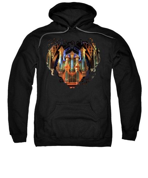 Chicago Holy Name Cathedral Organ Sweatshirt