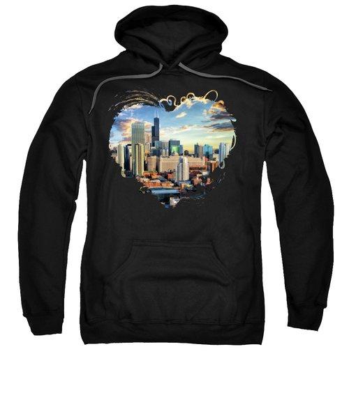 Chicago River North Sweatshirt