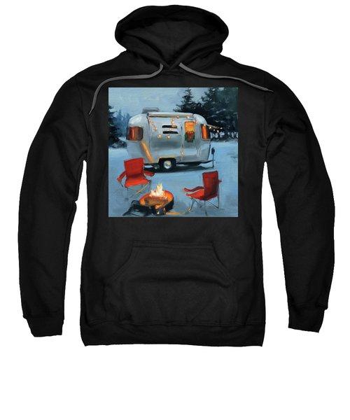 Christmas In The Snow Sweatshirt