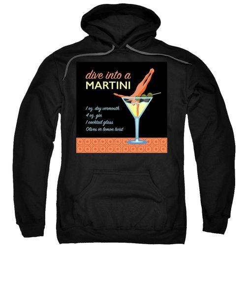 Classic Martini Sweatshirt