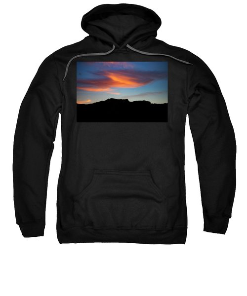 Cloud Over Mt. Boney Sweatshirt