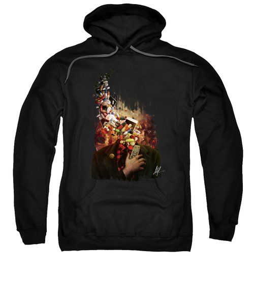 Comfortably Numb Sweatshirt