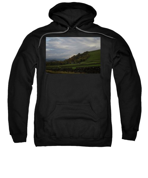 Derbyshire Stone Walls Sweatshirt