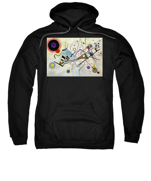 Composition 8 - Komposition 8 Sweatshirt
