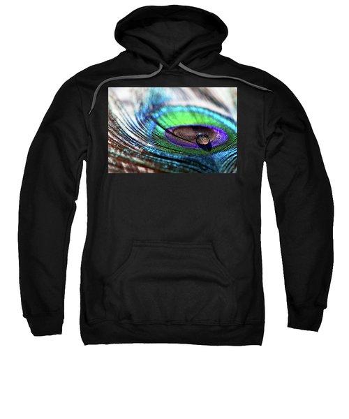 Concentric Circles Sweatshirt