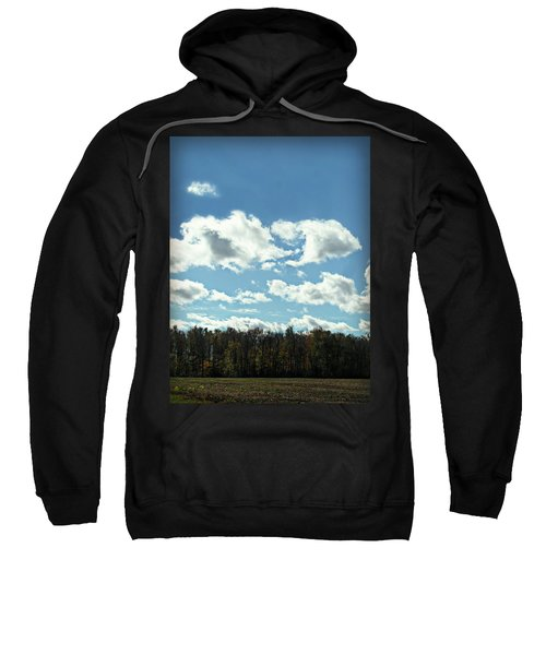 Country Atumn Curves 9 Sweatshirt