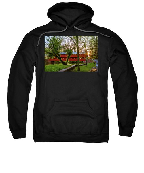 Covered Through Tree Sweatshirt