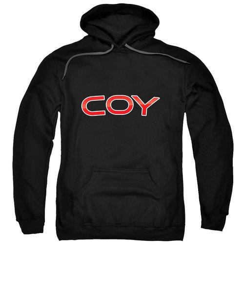 Coy Sweatshirt