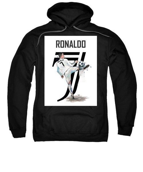 Cristiano Ronaldo, Cr7 Sweatshirt