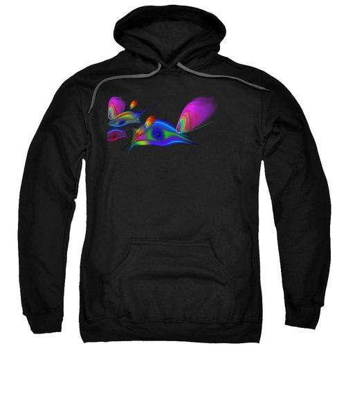 Deep Cool Sweatshirt