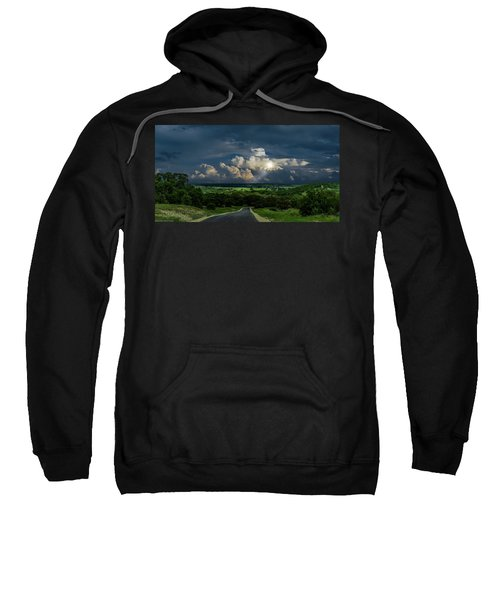 Down Hill From Here Sweatshirt