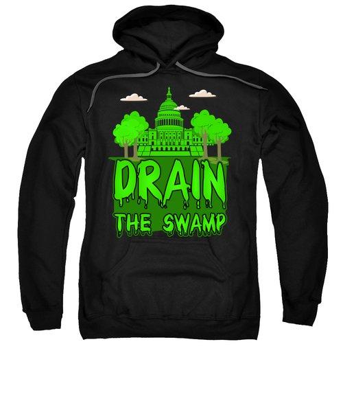 Drain The Swamp Sweatshirt
