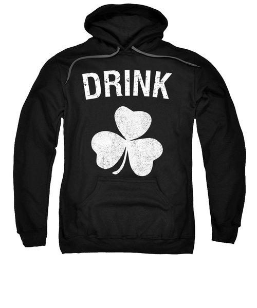 Drink St Patricks Day Group Sweatshirt
