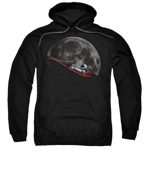 Driving Around The Moon Sweatshirt